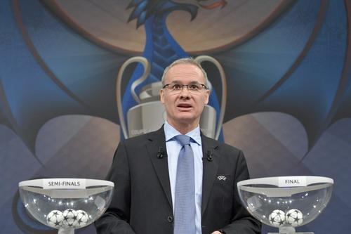 Trưởng Tiểu ban thi đấu UEFA Giorgio Marchetti