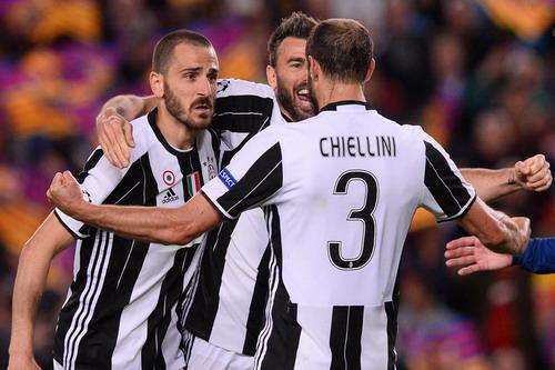 Juventus quyết tâm giành vé vào chung kết Champions League