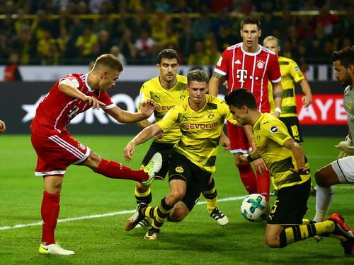 Dortmund thua tức tưởi, Bayern Munich giành Siêu cúp Đức - Ảnh 2.