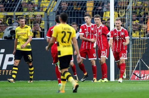Dortmund thua tức tưởi, Bayern Munich giành Siêu cúp Đức - Ảnh 3.