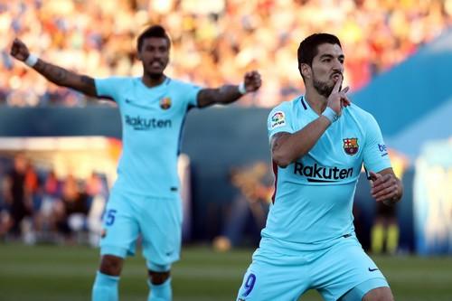 Barcelona vùi dập Leganes, derby Madrid đậm mùi bạo lực - Ảnh 3.