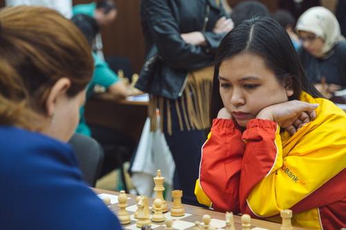 Cờ vua nữ Việt Nam thắng trận thứ nhì ở giải thế giới - Ảnh 2.
