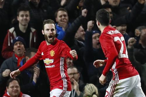 Từ chối lương khủng ở Trung Quốc, Juan Mata gia hạn hợp đồng với M.U - Ảnh 2.