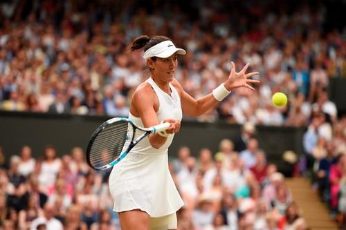 Thắng thần tốc, Muguruza lần đầu đăng quang Wimbledon - Ảnh 2.