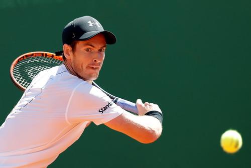 Andy Murray dừng bước ở vòng ba Monte Carlo Masters