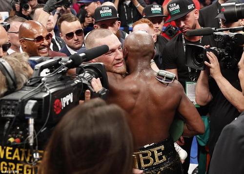 Mayweather hạ nốc-ao McGregor trận so găng tỉ đô - Ảnh 7.