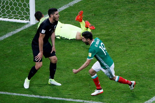 Ronaldo ghi bàn, Bồ Đào Nha chắc suất bán kết Confed Cup - Ảnh 9.