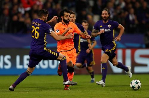 Liverpool vùi dập Maribor, lên ngôi đầu - Ảnh 3.