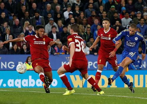Thua sốc Leicester, Liverpool văng khỏi Cúp Liên đoàn - Ảnh 5.