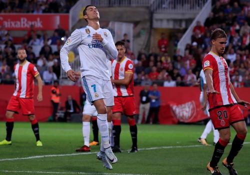 Ronaldo lại im tiếng, Real Madrid thua sốc tí hon Girona - Ảnh 7.