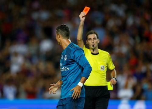 Ronaldo tỏa sáng, Barcelona thua tan tác siêu kinh điển - ảnh 5