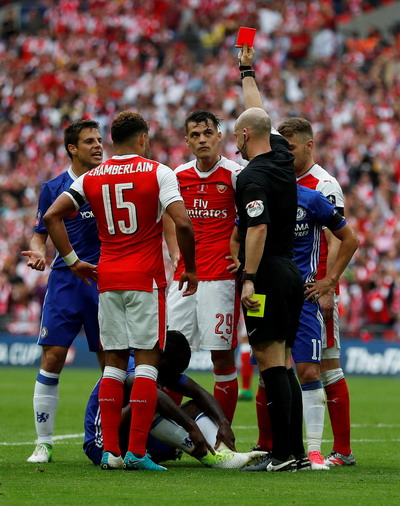 Arsenal vô địch FA Cup: Chiến thắng của lòng quả cảm - Ảnh 5.