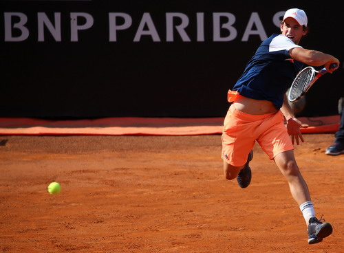 Dominic Thiem quật ngã vua Nadal ở Rome Open - ảnh 2