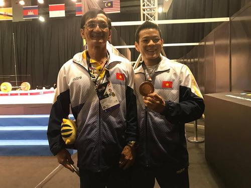 SEA Games ngày 28-8: Trịnh Văn Vinh giành HCV cử tạ, phá kỷ lục - Ảnh 10.