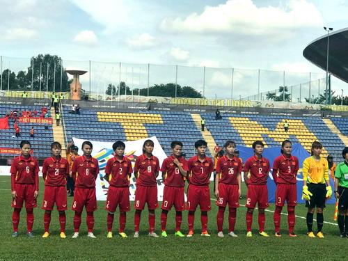 Tuyển nữ Việt Nam - Thái Lan 1-1: Chờ lượt trận cuối - Ảnh 5.