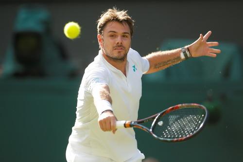Stan Wawrinka thua bẽ mặt, Nadal thắng trận mở màn Wimbledon - Ảnh 3.