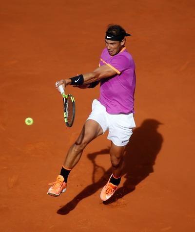 Dominic Thiem quật ngã vua Nadal ở Rome Open - ảnh 1