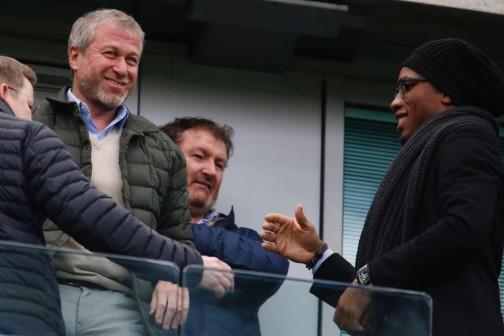Abramovich mời Drogba làm giám đốc kỹ thuật - Ảnh 1.