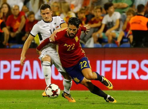 Tây Ban Nha giành vé đến World Cup, Ý ngậm ngùi dự play-off - Ảnh 2.