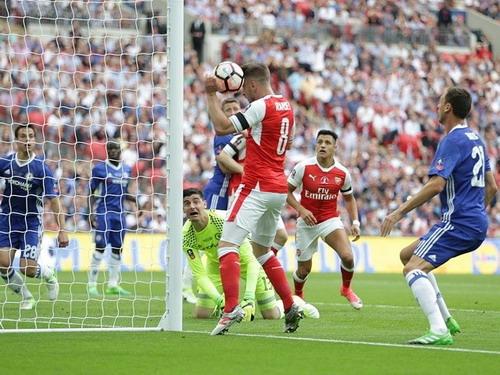 Arsenal vô địch FA Cup: Chiến thắng của lòng quả cảm - Ảnh 4.