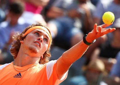 Dominic Thiem quật ngã vua Nadal ở Rome Open - Ảnh 6.