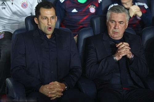Ancelotti bị Bayern sa thải: Lật mặt phản đồ  - Ảnh 5.