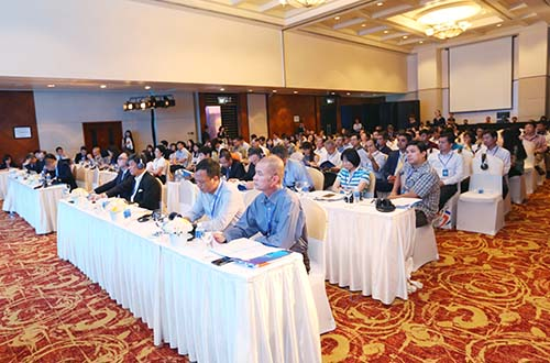Cổ đông tham gia đại hội cổ đông của Masan Consumer
