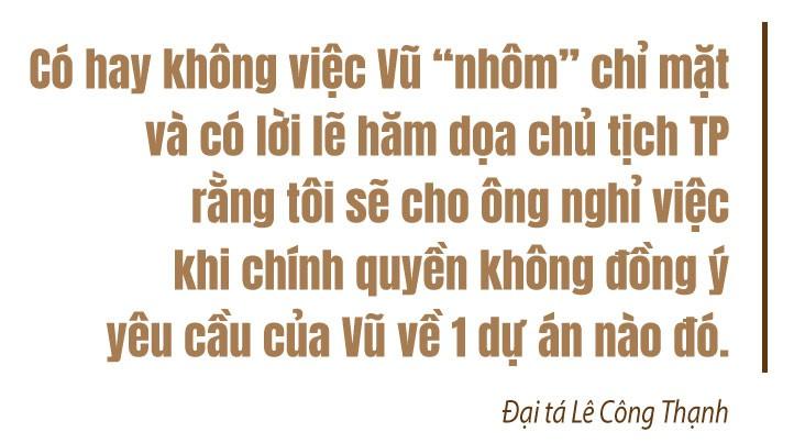 """[eMagazine] Tướng về hưu Đà Nẵng: Vũ """"nhôm"""" từng hăm dọa chủ tịch TP? - Ảnh 4."""