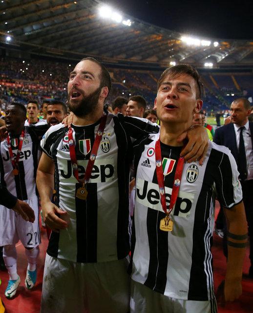 Đánh bại Lazio, Juventus vô địch Cúp nước Ý - Ảnh 6.