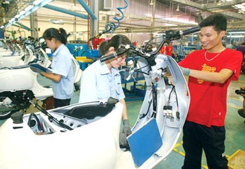 Đề nghị Thái Lan mở rộng ngành nghề tiếp nhận lao động Việt Nam - Ảnh 1.