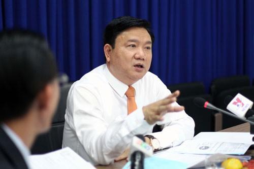Bắt tạm giam ông Đinh La Thăng - Ảnh 1.