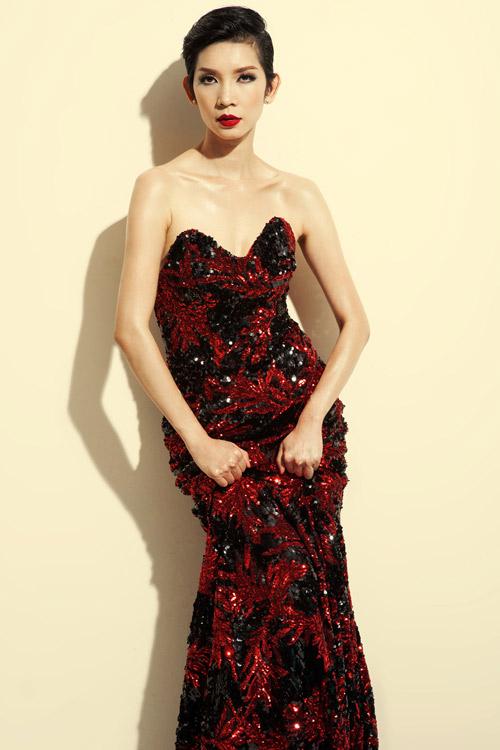 Hình ảnh tệ hại của người mẫu Việt - Ảnh 5.