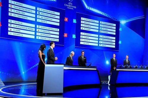 Bốc thăm Champions League: Man United dễ thở, Real Madrid rơi bảng tử thần - Ảnh 1.