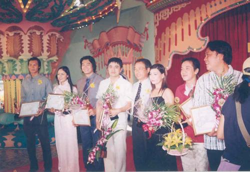 Danh sách Giải Mai Vàng VIII- 2002 - Ảnh 1.