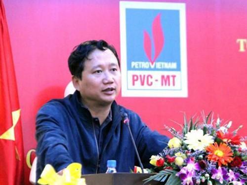Ra cáo trạng truy tố ông Đinh La Thăng, Trịnh Xuân Thanh - Ảnh 2.