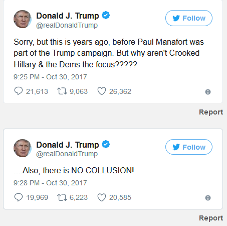"""Cựu quản lý chiến dịch tranh cử của ông Donald Trump """"đầu thú"""" - Ảnh 5."""