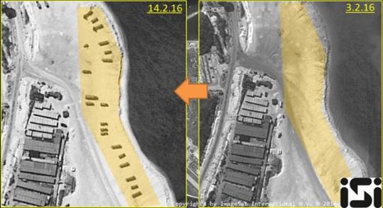 Phản ứng về việc Trung Quốc quân sự hóa đảo ở Biển Đông