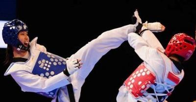 Taekwondo Việt Nam lần đầu giành HCB thế giới về đối kháng - Ảnh 1.