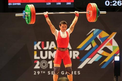 SEA Games ngày 28-8: Trịnh Văn Vinh giành HCV cử tạ, phá kỷ lục - Ảnh 11.