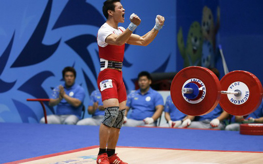 SEA Games ngày 28-8: Trịnh Văn Vinh giành HCV cử tạ, phá kỷ lục - Ảnh 14.