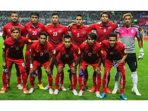 Bóng đá SEA Games 2017: Đáng gờm U23 Campuchia - Ảnh 1.