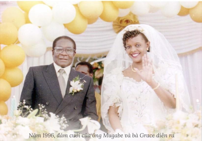[e-Magazine] - Tổng thống Zimbabwe: Từ vị anh hùng thành kẻ tham quyền - Ảnh 7.
