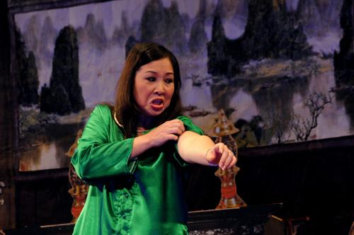 NSND Hồng Vân - Cuộc tình nghệ thuật say đắm - Ảnh 3.