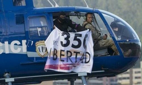 """Bí ẩn đằng sau vụ """"trực thăng tấn công ở Venezuela"""" - Ảnh 2."""