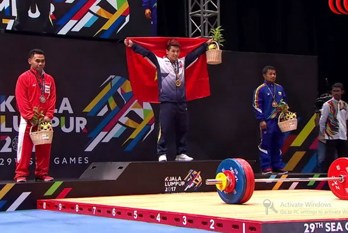 SEA Games ngày 28-8: Trịnh Văn Vinh giành HCV cử tạ, phá kỷ lục - Ảnh 4.