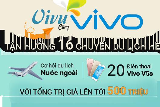 """Tháng 6 """"nóng"""" chưa từng thấy khi mua Vivo V5s tại FPT shop - Ảnh 2."""