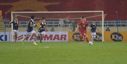 Thắng 5 sao Campuchia, Việt Nam đặt 1 chân vào VCK Asian Cup - Ảnh 16.