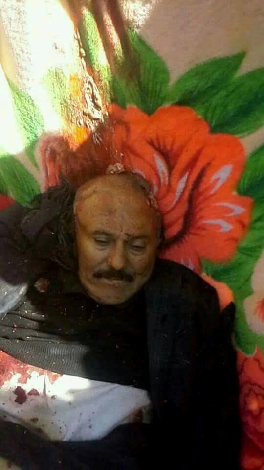Bỏ Houthi theo Ả Rập Saudi, cựu tổng thống Yemen bị giết - Ảnh 1.
