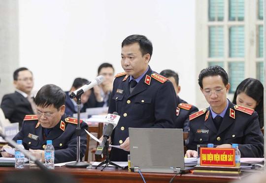 Xử vụ ông Đinh La Thăng: Có đủ cơ sở cáo buộc Trịnh Xuân Thanh phạm tội - Ảnh 1.