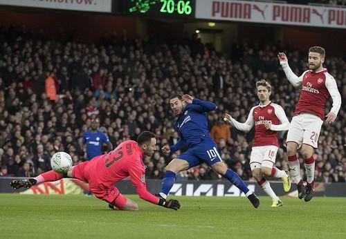 Tội đồ Rudiger gây họa, Chelsea bị loại ở bán kết League Cup - Ảnh 3.